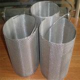 304本の316本のステンレス鋼の金網焼結させたフィルターシリンダー