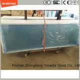 4-19mmの反指紋の酸のEthcedの緩和されたガラスのシャワーのパネル