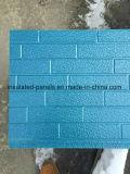 Painel de parede exterior do sanduíche do plutônio para a casa de campo de aço clara