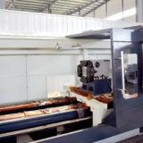 4개의 역 전기 공구 포스트 편평한 침대 CNC 선반 (CKNC6136A)