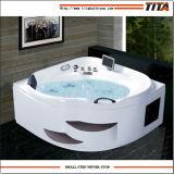 Vasca da bagno acrilica di vendita calda Tmb108 di massaggio 2015