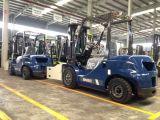 Дизель подъемноого-транспортировочн механизма грузоподъемник струбцины Bale 3 тонн к Вьетнаму