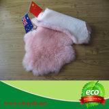 Mantas naturales de la zalea de la piel de las ovejas del color