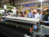 Telaio ad alta velocità del getto dell'aria della macchina di tessile per il tessuto di tessitura del denim