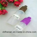 Toprol аттестовало бутылку PE 10ml с цветастой Childproof крышкой