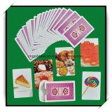 플래시 카드 게임 카드