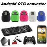 SHAPE Android USB Converter OTG Adapter van de robot voor Samsung