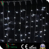 Indicatori luminosi raccordabili variopinti dell'interno esterni della stringa dell'indicatore luminoso 220V della tenda del LED