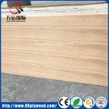 madeira compensada comercial do Poplar de 3*6 4*8 para a mobília e o empacotamento