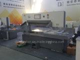 Double machine automatisée hydraulique lourde de coupeur de papier (SQZK130D19)