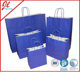Luxury su ordinazione Promotional Bags Shopping Paper Bags con Handle