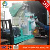 Pallina della segatura che fa la biomassa della macchina/buccia di legno/segatura/paglia/pascolo/riso