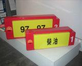Casella chiara acrilica impressa (EL03)
