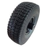 "10inch 10 "" X3.50-4 Flat Free PU Foam Wheel"
