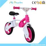 Niño rosado de la bicicleta del bebé de Lightwheight que no entrena a ninguna bici del balance del pedal