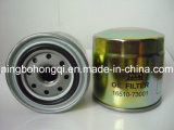 Filtro de petróleo para Suzuki 16510-73001