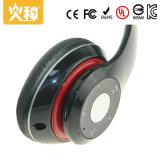 3.7V/300mAh, auscultadores sem fio de Bluetooth do esporte do Li-íon