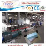 Machine van de Uitdrijving van het Schuim XPS de Raad Uitgebreide Plastic (meer weier XPS135/150)