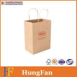 工場直接ショッピング・バッグのブラウンクラフトの紙袋