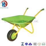 Spielende Hilfsmittel-Plastikschubkarre für Kinder (WB0200)