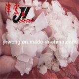 Sodio Hydrote, fiocchi elaborare di tessile della soda caustica di 96%