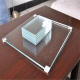 浴室ガラスのための安全極度の白いガラスパネル、