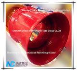 Ts16949/ISO9001에 관이 없는 변죽 농업 강철 바퀴 22.50X26.00: 2000년
