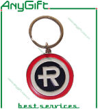 Enamel doux Metal Christmas Tree Keyring avec Customized Logo