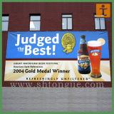 PVC Vinyl Banner de Customed Outdoor para Advertizing (TJ-001)
