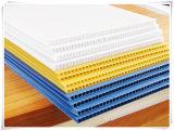 Corrugated лист пластмассы 4*8 PP для рынка Мексики, Coroplast