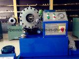 Hh-100 1/4 '' - 2 '' 12sets livram a máquina de friso da mangueira hidráulica de alta pressão da potência do Finn dos dados 110V/220V/230/415/380V