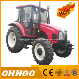 Trator de roda 100HP 2WD, Yto Engine Large Power Agricultural Tractors