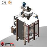 縦のパッキング機械のための二重Servoの背部シーリング
