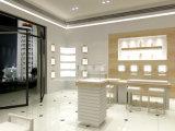 De Showcase van juwelen, de Kiosk van de Vertoning van Juwelen