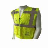 Veste da segurança da visibilidade elevada, Workwear reflexivo e uso de Woktout fornecido diretamente da fábrica