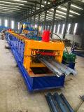 Rodillo galvanizado de la barrera del protector de la carretera que forma la máquina