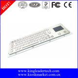 Metallkiosk-Tastatur mit Berührungsflächen-Maus