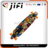 Skate elétrico de quatro rodas popular com bateria LG / Samsung