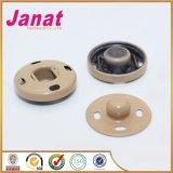 Латунный материал щелчковую кнопку для одежды