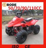 La meilleure rappe ATV Mc-02 du gaz ATV 4 de la roue 50cc des prix 4