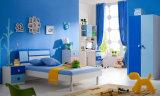 Мебель спальни малышей популярной конструкции цветастая (8863)