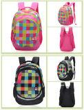 Fabrik-vorzügliche handgemachte Kind-kundenspezifischer Segeltuch-Rucksack