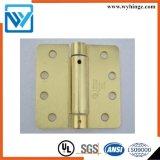 Шарнир сверхмощного качества оборудования двери латунный, шарнир весны дюйма 2.5mm шарнира двери 4 весны