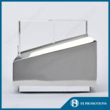 Erstklassige LED-Alkohol-Flaschen-Bildschirmanzeige-Unterseite (HJ-DWL03)