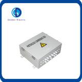 10 Zeichenkette-Input-Edelstahl-Shell-Solarblitzschutz-Kasten