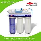 Система водообеспечения обратного осмоза домочадца 5 этапов