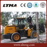 La Cina 10 tonnellate di carrello elevatore del terreno di massima con il certificato del Ce