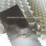 Âme en nid d'abeilles en aluminium pour des portes