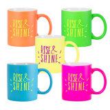Nouveau tasse de café en céramique Shinning de couleur de produit