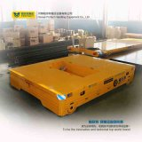 Carro de la manipulación de materiales de la plataforma para las cargas pesadas